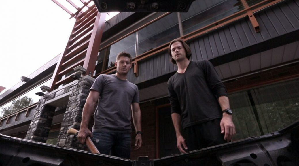 Retro Recap and Review: Supernatural 10 05: Fan Fiction (The